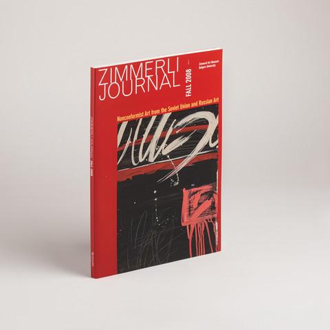 Zimmerli Journal: Fall 2008
