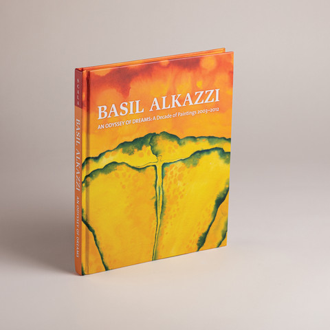 Basil Alkazzi: An Odyssey of Dreams, A Decade of Paintings 2003–2012