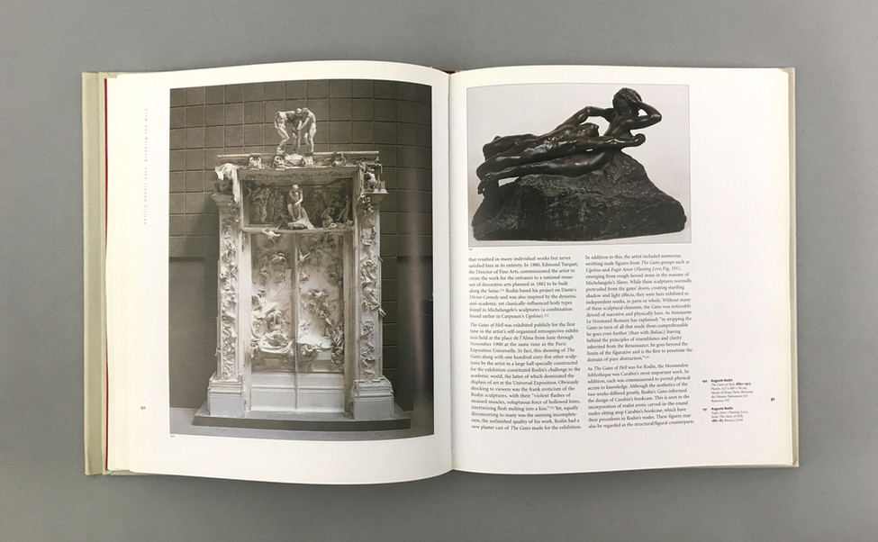BREAKING THE MOLD: SCULPTURE IN PARIS FROM DAUMIER TO RODIN