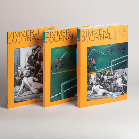 Zimmerli Journal: Fall 2005