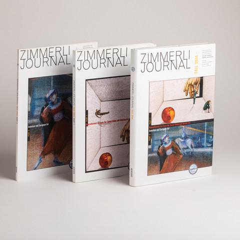 Zimmerli Journal: Fall 2004
