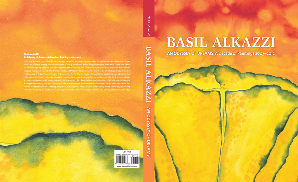 BASIL ALKAZZI  AN ODYSSEY OF DREAMS: A DECADE OF PAINTINGS 2003-2012