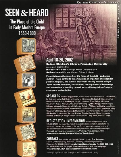 Educational Symposium poster