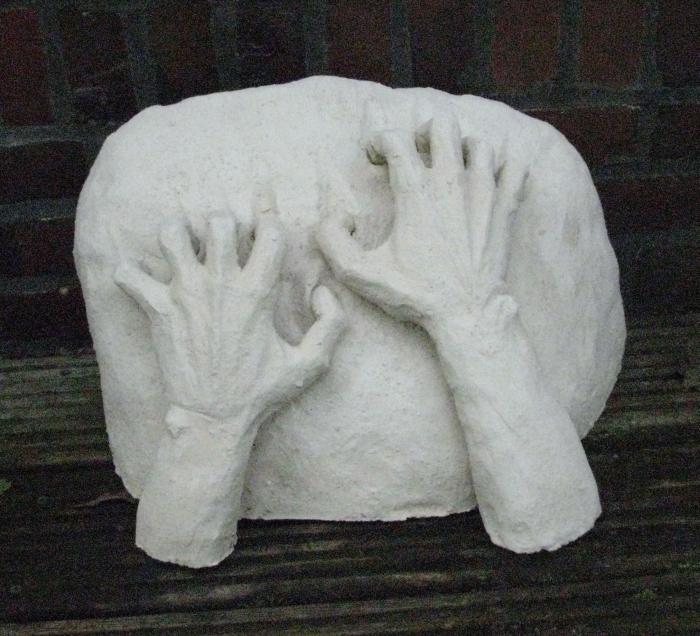 handen wanhoop