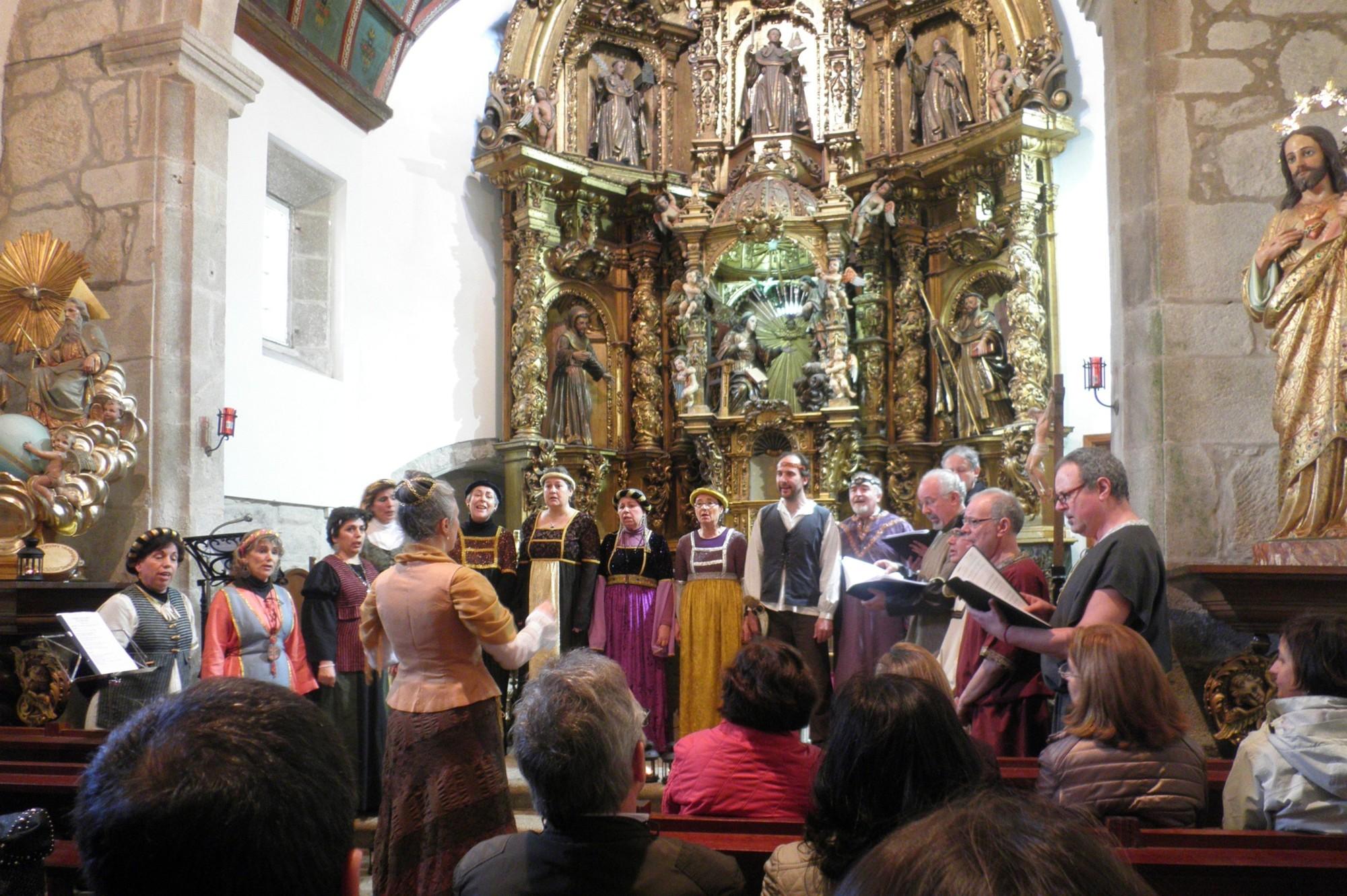 Festa da Arribada de Baiona