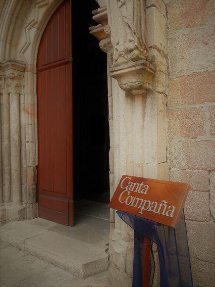 Música Medieval. Canta Compaña