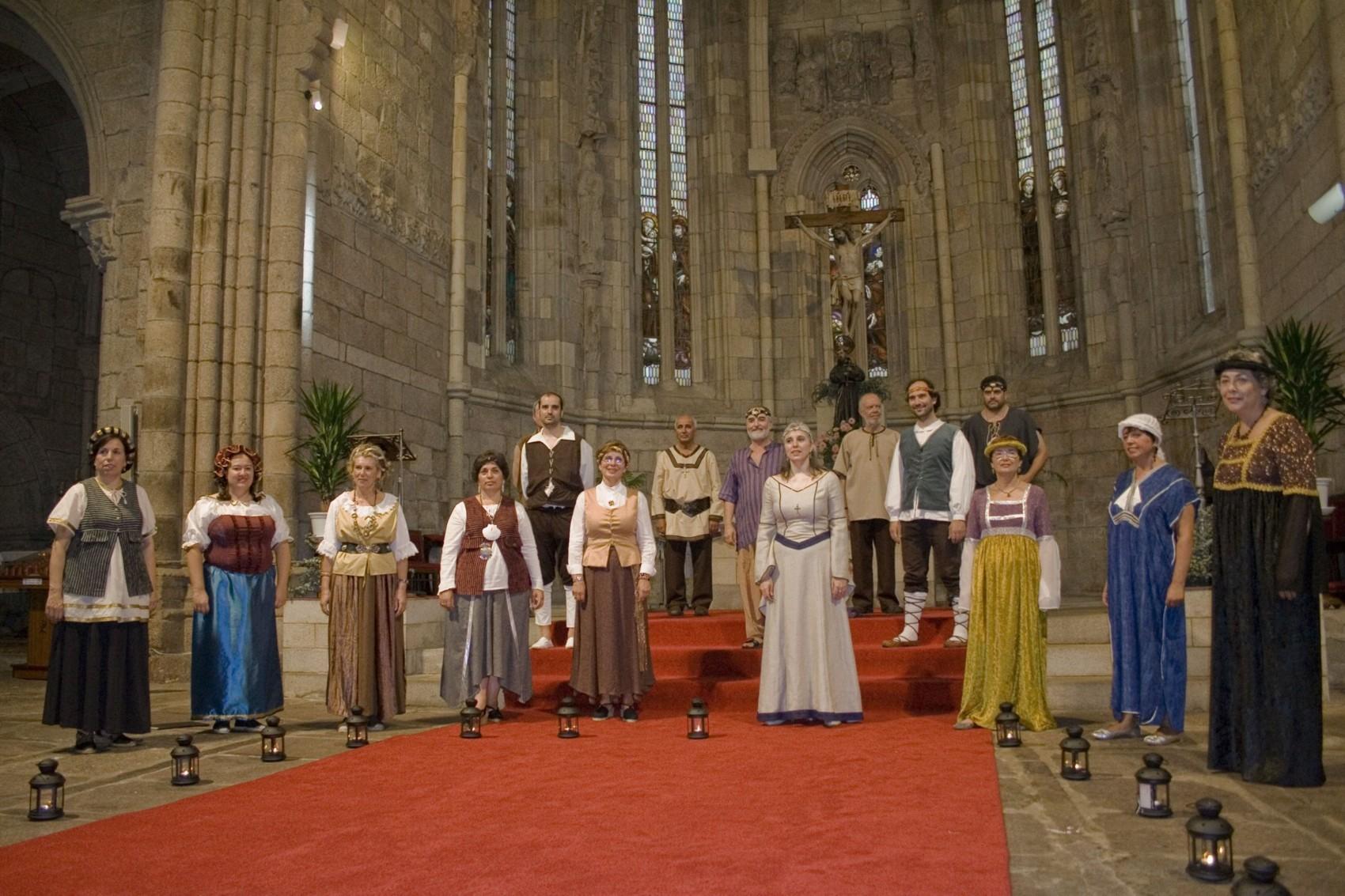 Canta Compaña medieval