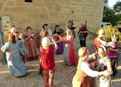 Baile medieval