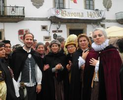 Conmemoración Bayona 1493
