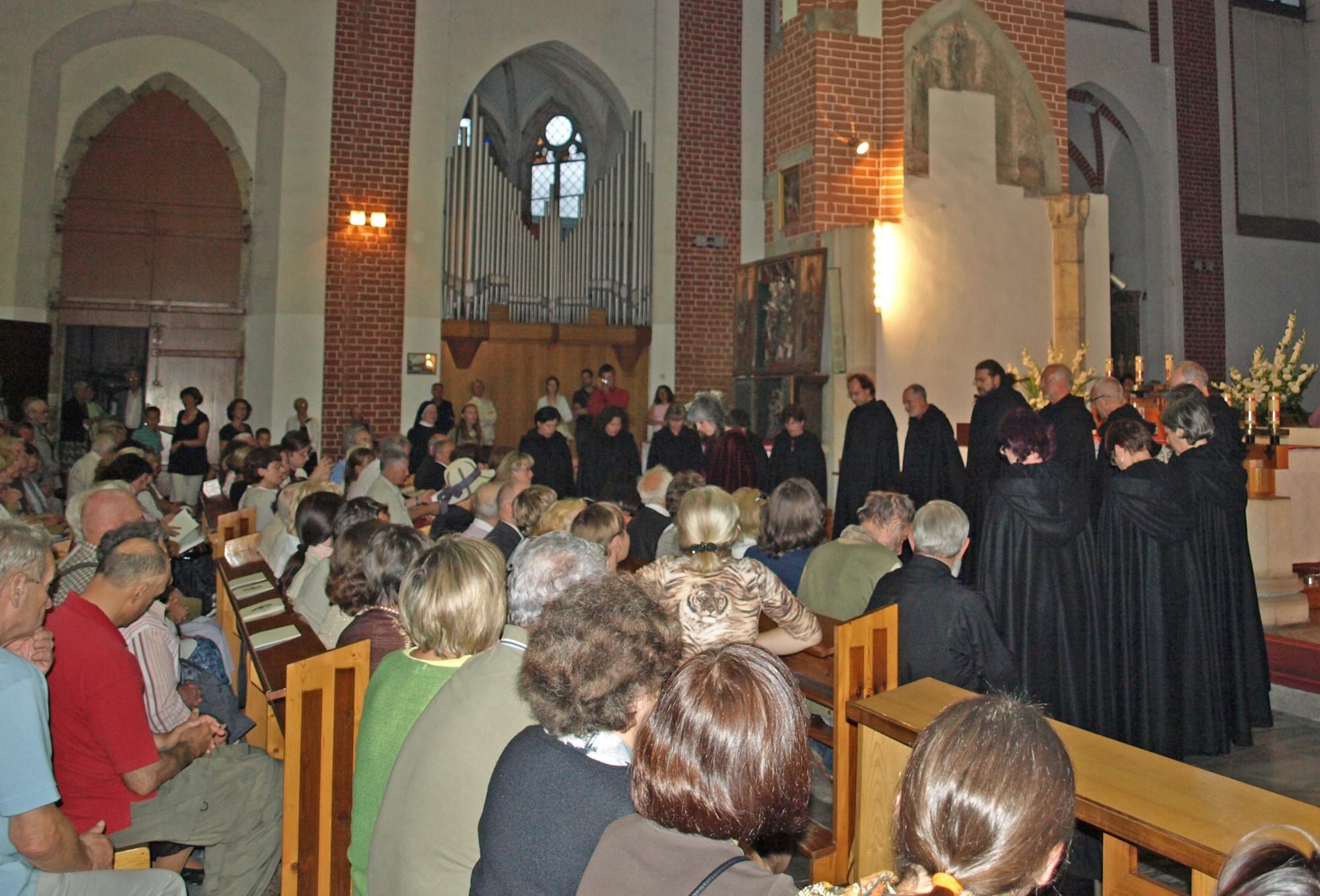 Concierto Wroclaw (Polonia)