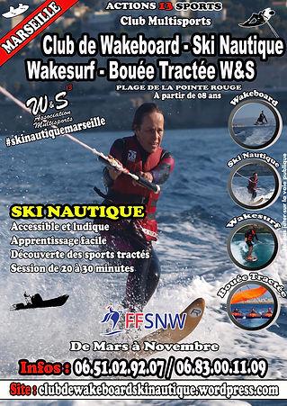 Ski Nautique Marseille