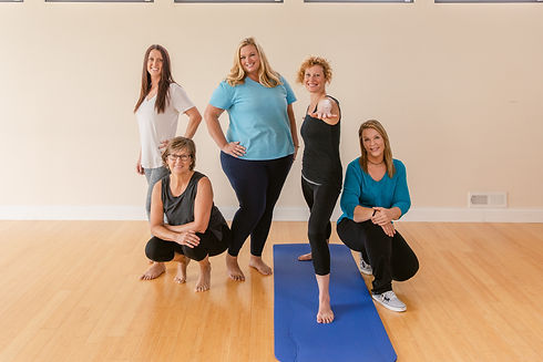 Massage Therapy and Pilates Staff at The