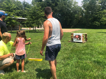 Archery at AAA Summer Camp - Brookdale F