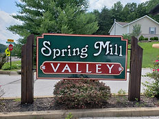 Subdivision Entrance Signs