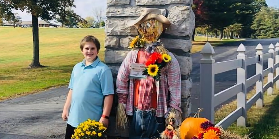 The Great Scarecrow Hunt Oct 1 - Oct 31