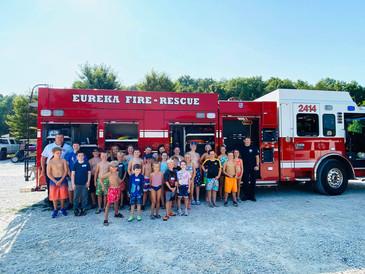 AAA Summer Camp Brookdale Farms - Eureka