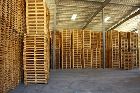 Open Air Inventory of Madison County Wood Products - Fredericktown, MO