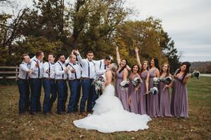 Outdoor Wedding Celebration - Brookdale