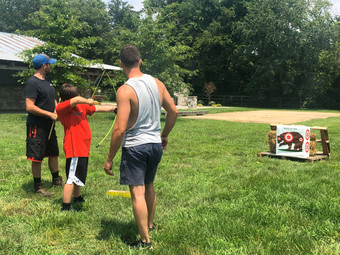 Archery at Brookdale Farms AAA Summer Ca