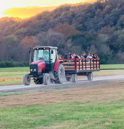 Brookdale Farms Hayrides - Eureka, MO.JP