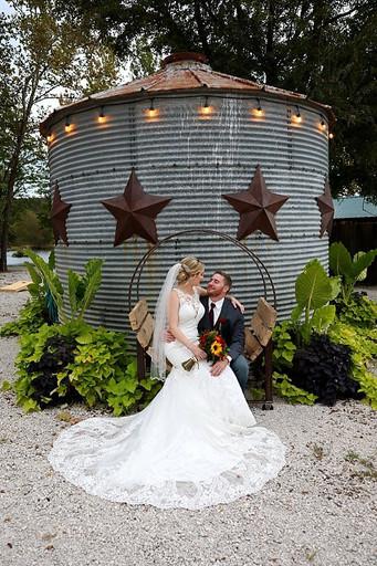 Wedding Day Bride & Groom - Wicked Pony