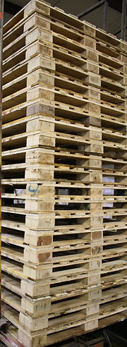 Pallets and Frames by Madison County Wood Products