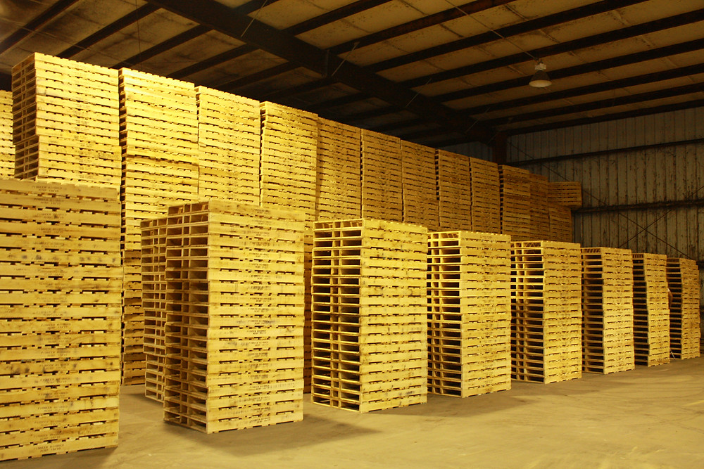 Top Pallet Manufacturer   Madison County Wood Products   Fredericktown, MO