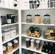 Organized Pantry by Designs By Jujubz -