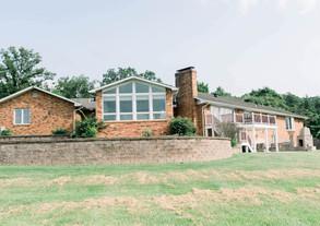 Exterior view of the Brickhouse