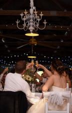 Wedding Toasts - The Barn at Brookdale F