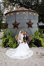 Wedding Day Bride & Groom - Wicked Pony Ranch - Dittmer, MO