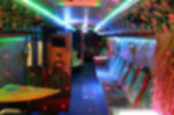 Hawaiian Limo Bus Interior - All About Y