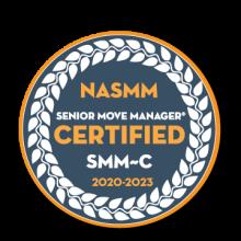 Designs By JujuBz NASMM Certified Badge