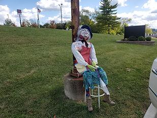 Avonlea Senior Living Scarecrow - Eureka, MO