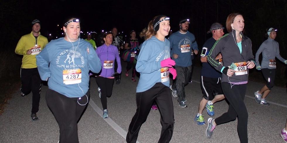 Harvest Moon Run 5K Run & Walk