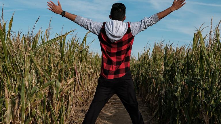 Corn Maze & Fall Activities Open Wed-Sun 10AM - 6PM
