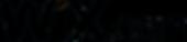 Black Wix logo