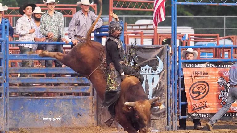 Cowboys in the Corn - Bulls & Barrels