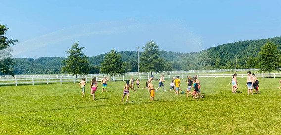 Water Fun at AAA Summer Camp - Brookdale