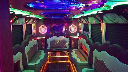 Atlantis Limo Bus Interior - All About Y