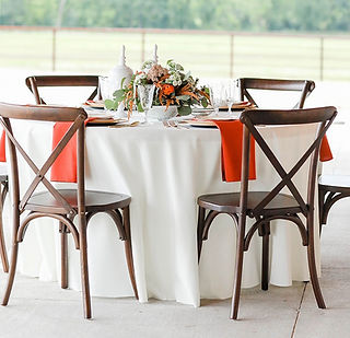 Tables and lines by Red Oak Valley