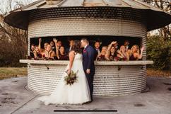 Wedding Silo at Brookdale Farms - Eureka