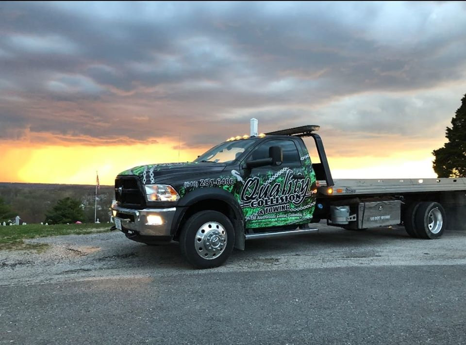 Quality Towing LLC - 24:7 Towing in Colu