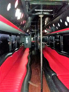 Scorpion Limo Bus Interior - All About Y