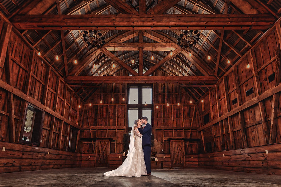 Wedding Reception at Red Oak Valley - Ow
