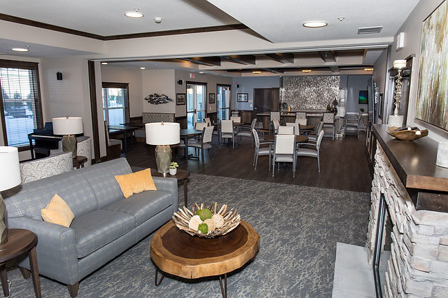Social Gathering Area - Whitefish at the