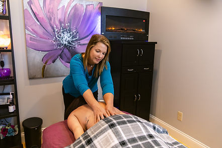 Professional and top rated massage therapist at Comprehensive Chiropractic - Eureka, MO