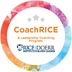 Coach Rice Leadership Training Credentials - Ascent Consultants