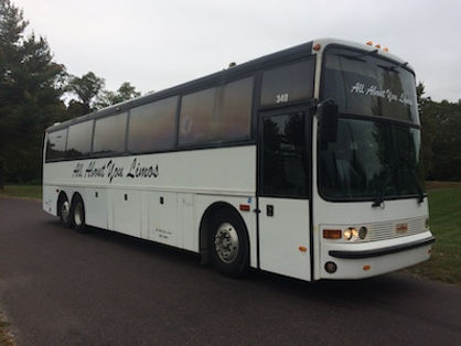 Excalibur Deluxe Party bus Limo - All Ab