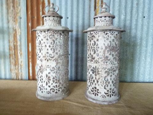 Antique Lace Lantern - QTY 2